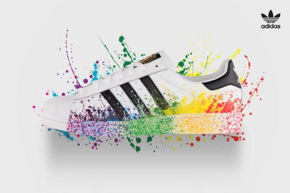 Adidas Schuhe - (Schuhe, adidas)