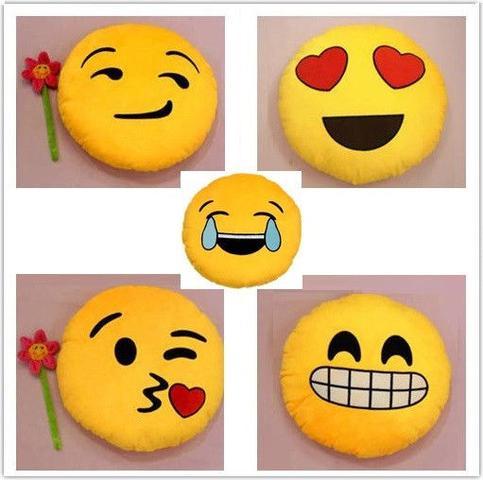 Wo kann man diese Whatsapp Smiley Kissen kaufen?