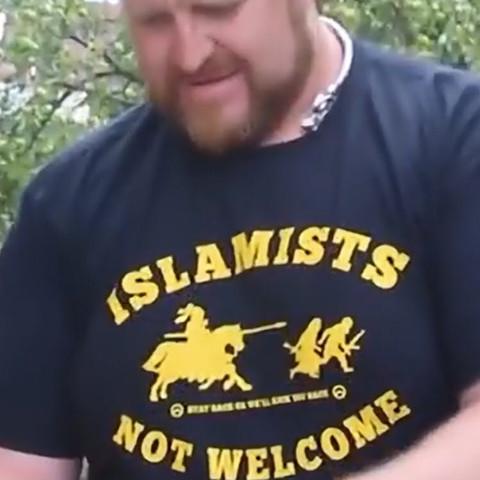 Langsam  - (T-Shirt, langaermlig)