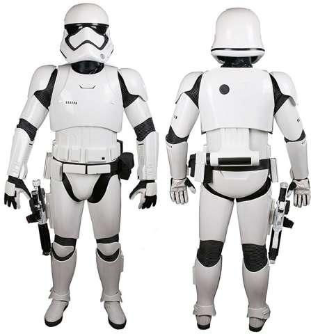 Wo kann man ein Stormtrooper Kostüm aus der ersten Ordnung möglichst günstig kaufen?