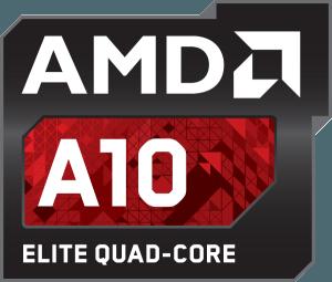 A Series Logo 2 - (Prozessor, APU, AMD A10)
