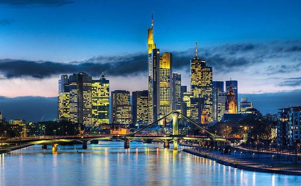 wo kann man frankfurts skyline am besten sehen freizeit deutschland allgemeinwissen. Black Bedroom Furniture Sets. Home Design Ideas