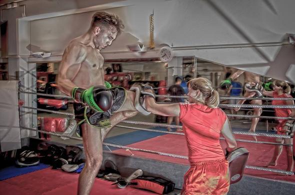Wo kann man in Regensburg Muay Thai (Thaiboxen) richtig trainieren?