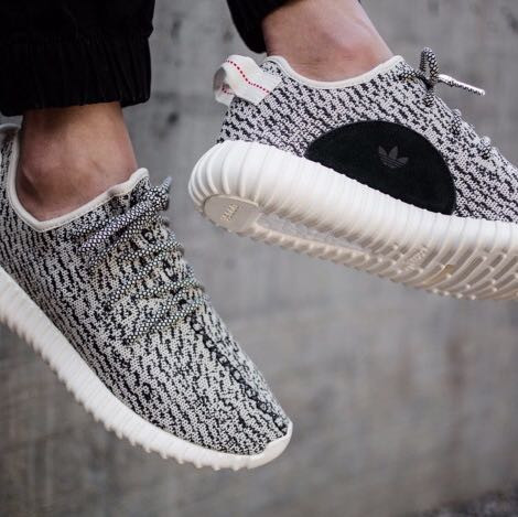 Yeezy Boost 350 Turtle Dove - (Sneaker, yeezy boost 350, Pirate Black)