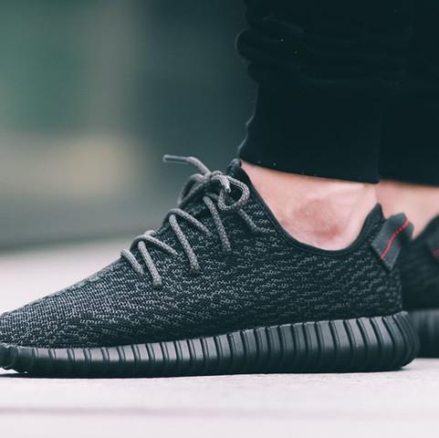 quality design bcbe0 d80b0 ... promo code adidas yeezy boost 750 triple black grå svart beste betaling  sko yeezy 350 boots