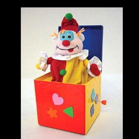 Springteufel Spring Clown - (Freizeit, kaufen, Kastenteufel)
