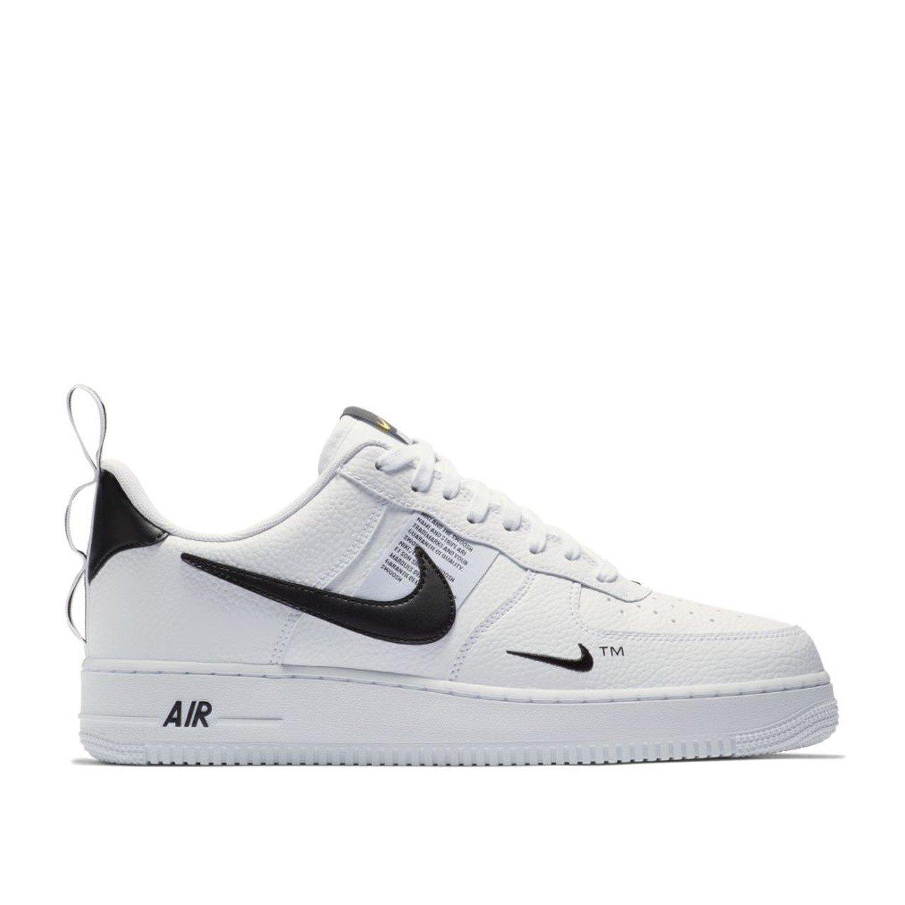 Billig kaufen Damen Schuhe Nike Air Force 1 '07 WeißOrange