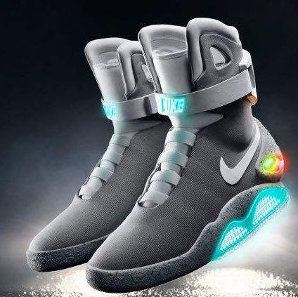 Nike Air Mag's. - (Nike, AIR, MAG)