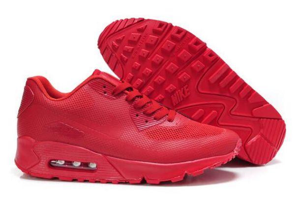 Nike Air Max 90 Rot Damen