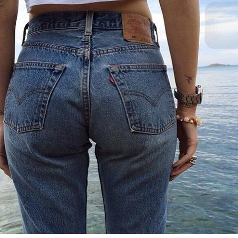 Levis Jeans  - (Kleidung, Style, Fashion)