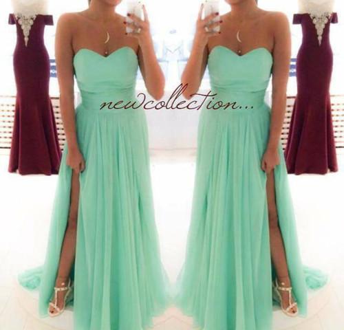 Dies ist das Kleid - (Kleid, abendkleid)