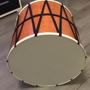 Kurdische Trommel (Davul) - (Musikinstrumente, Kurdisch, Trommel)