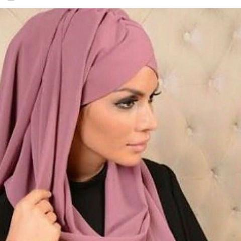 Hab kein anderes Bild wo man es besser sieht aber ich denke man kann's erkennen  - (Mode, Islam, modern)