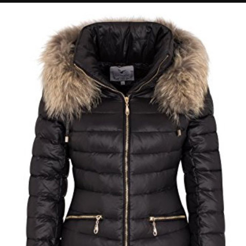 pretty nice c76ce 44c86 Wo kann man solche Winterjacken kaufen/bestellen? (Winter ...