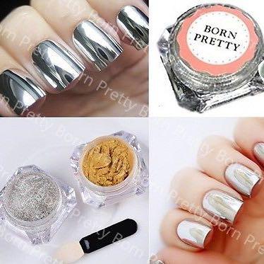 Wo kann man spiegel pulver für die nägel kaufen?