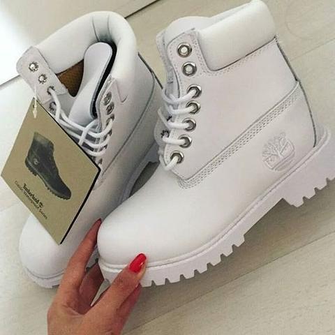 on sale 9c08f c7264 Wo kann man weiße Timberland Boots kaufen? (Mode, Schuhe ...