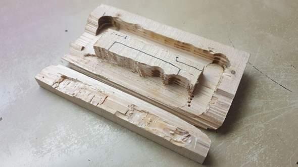 Wo könnte ich mein kleines Holz Podest fräsieren lassen? Oder hat jemand eine CNC maschiene hier in   Essen, NRW   die ich benutzen dürfte?