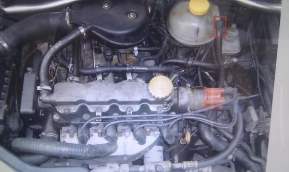 Corsa - (Auto, Motor, Öl)
