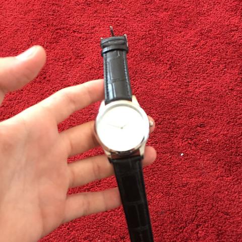 Genuine Leather Armband - (Deutschland, Uhr, Volk)