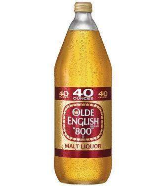 Wo krieg ich das bier Olde English 800 ( 40 )  her?