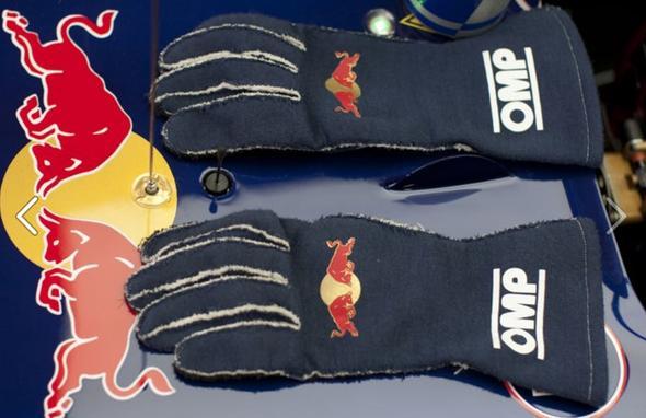 Handschuhe -OMP - (Kleidung, Formel 1)