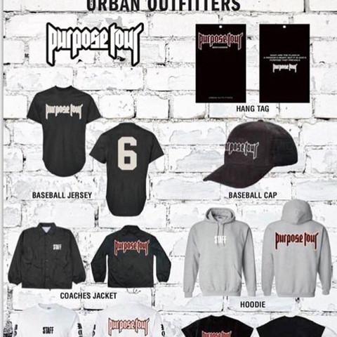 Wo kriegt man Klamotten von Justin Bieber  seiner MERCH?