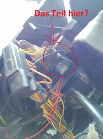 Wo muss dieses Blinkerrelais genau hin (KTM LC4 640)? ? (Elektronik ...