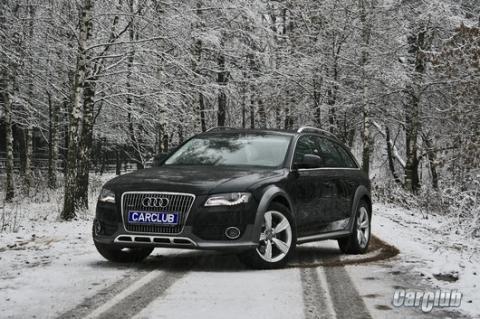 Wo muß man bei einem Audi A 4 allroad quattro (allrad) eigentlich die Schneeketten aufziehen?