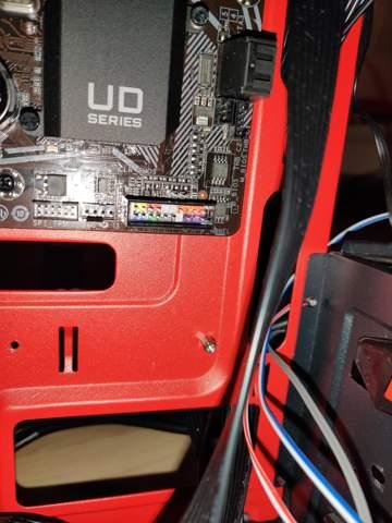 Wo muss welches kabel im jfp panel?
