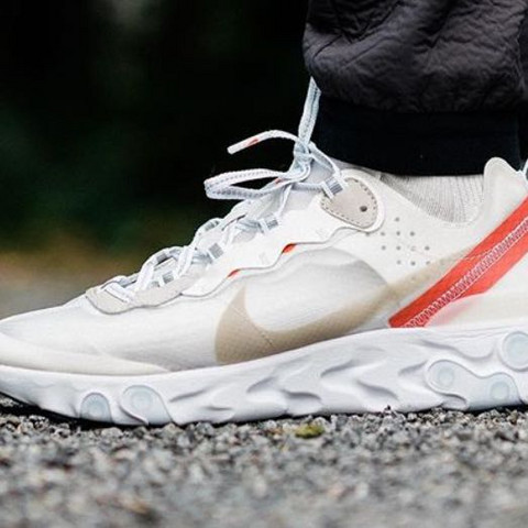 quite nice arrives factory outlet Wo Nike React Element 87 kaufen? (Mode, Schuhe, Sneaker)