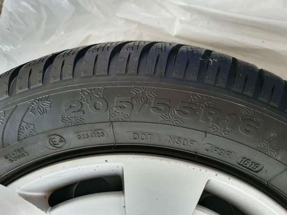 Wo passen Felgen/Reifen von Audi A3?