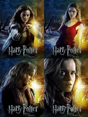 Wo sieht Hermione am besten aus?