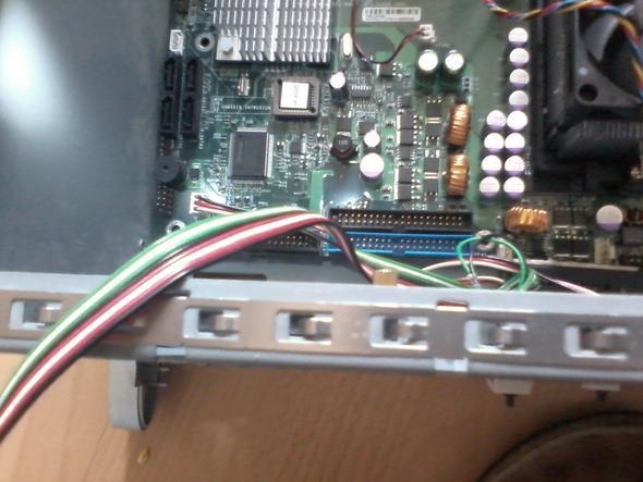 zusätzliches Bild  - (Computer, Server, Mainboard)