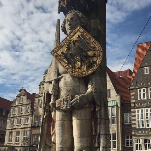 Statue in Deutschland  - (Deutschland, statue)