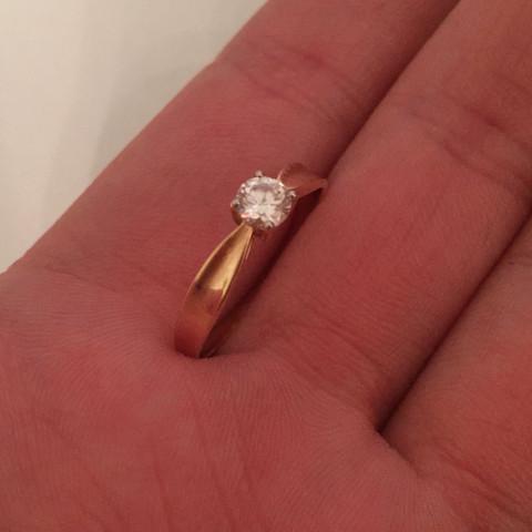 Das ist der Ring  - (Schmuck, Ring)