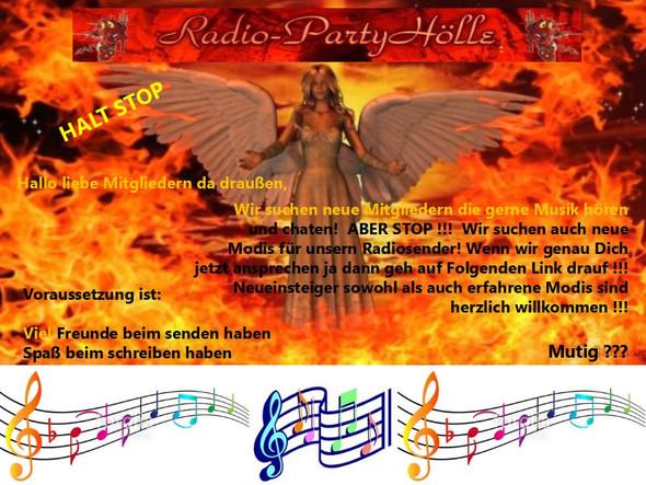 Radio-Partyhölle - (Musik, Webradio)