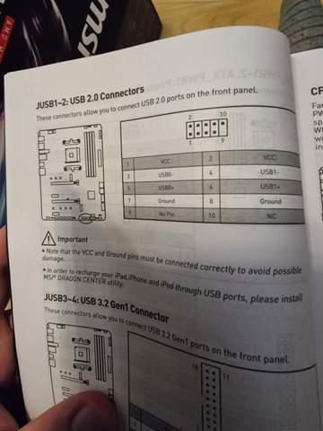Wo wird dieses Kabel ins Mainboard gesteckt?