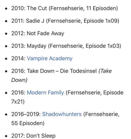 Serien Amerikanisch