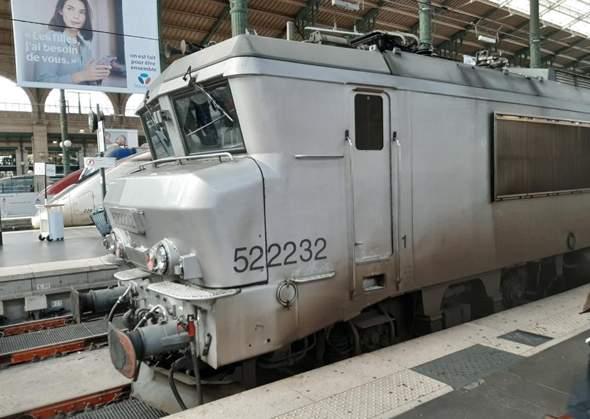 Woe findet ihr das Design der Loks der SNCF?