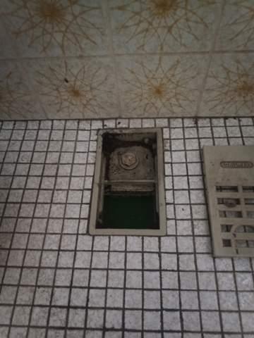 """Wofür bzw. was ist das """"Loch"""" im Badezimmer?"""