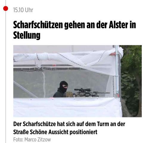 Scharfschützen - (Leben, Deutschland, Polizei)