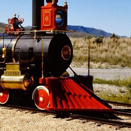 Wofür ist das Rammbock ähnliche Ding an einer Lokomotive?
