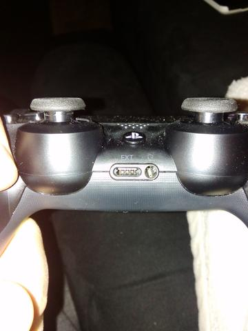 Controller Front Ansicht - (PS4, Sony, Controller)