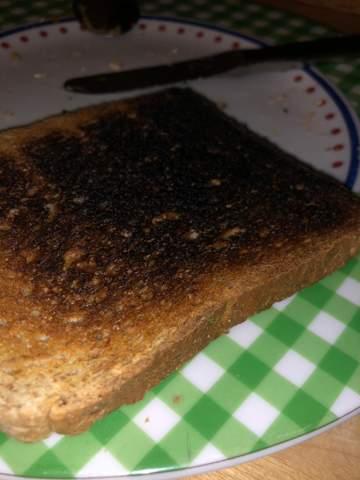 Wofür ist die Toasterstufe 6?