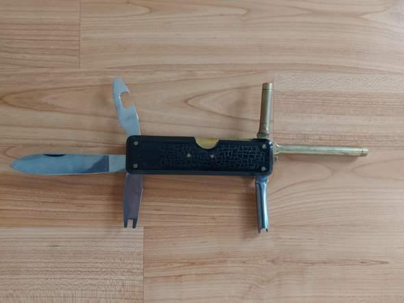 Wofür ist dieses Multi Tool?