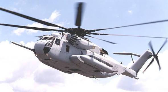 CH-53 - (Technik, Flugzeug, fliegen)