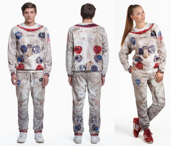 Geil oder?  - (Kleidung, Weltraum, NASA)
