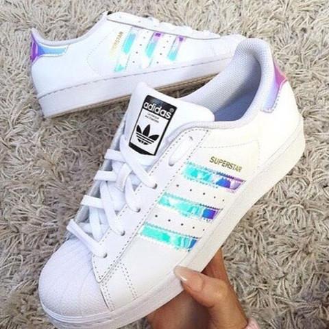 brand new d41fe 477ea Woher bekomme ich diese Adidas Superstar Schuhe (Hologramm ...