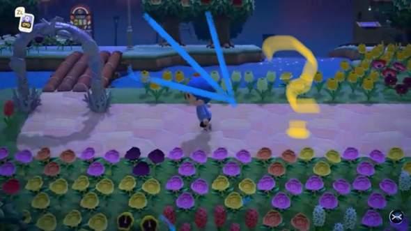 Woher bekomme ich diesen Boden bei Animal Crossing?