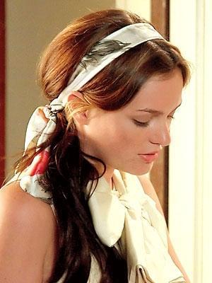 - (Mode, Gossip Girl, Haarband)